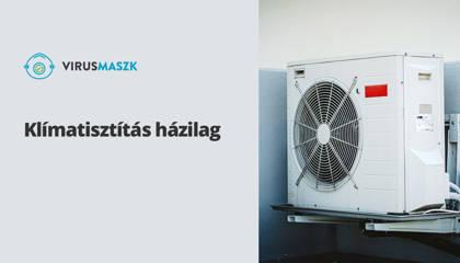 Klímatisztítás házilag