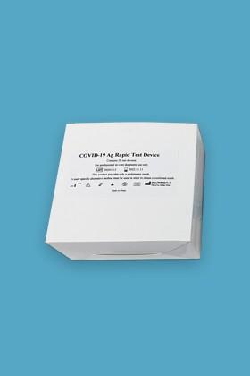 Well Biotech COVID-19 antigén gyorsteszt – 20 db tesztkészlet (orrból)