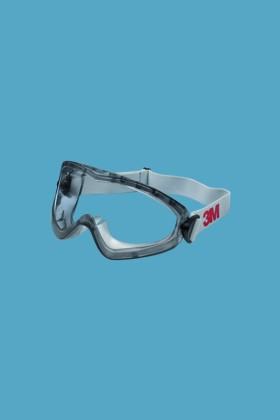 3M 2890A zárt védőszemüveg - 1 db - Víztiszta