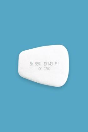 3M 5911 Részecske előszűrő - P1 (FFP1) - 1 pár