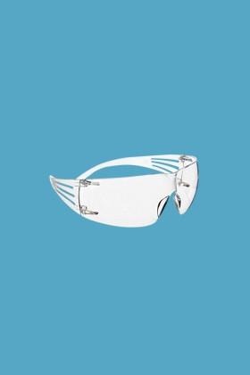 3M SecureFit SF201AF-EU védőszemüveg - víztiszta - Védőszemüveg - 1 db - Víztiszta