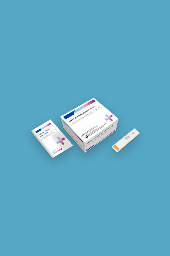 Biohit SARS-CoV-2 készlet - SARS-CoV-2 teszt - 25 db - Antigén (Ag)