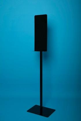 Állvány Elysium kézfertőtlenítő adagolóhoz - Állvány - Fekete
