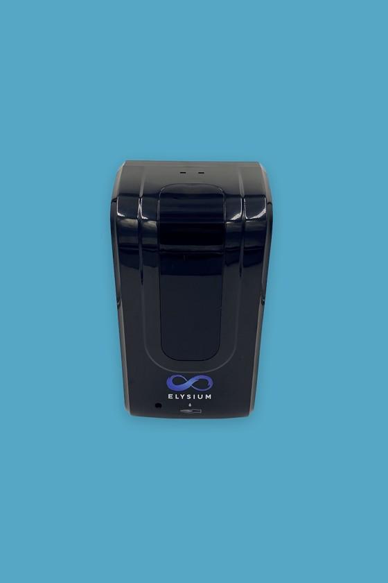 Elysium professzionális, érintésmentes, 1200 ml-es adagoló - Adagoló - Gél - Állvány nélkül - Fekete