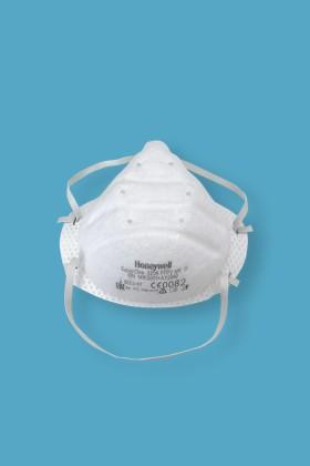 Honeywell Super One 3205 FFP2 szelep nélküli maszk - 30 db - Fehér