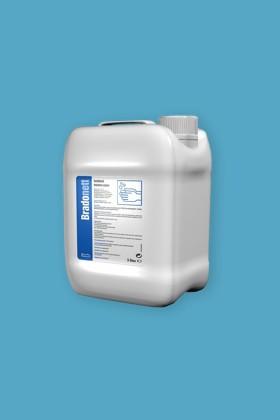 Bradonett Fertőtlenítő folyékony szappan - 5 L - Kézfertőtlenítő - illatmentes - 4 x 5 L