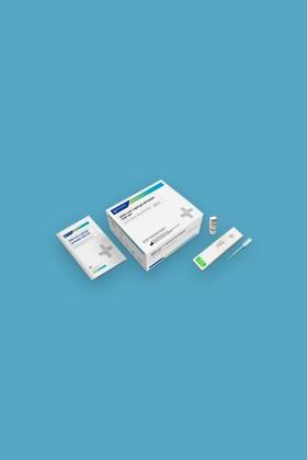 Biohit SARS-CoV-2 készlet - SARS-CoV-2 teszt - 25 db - Antitest (lgM/lgG)