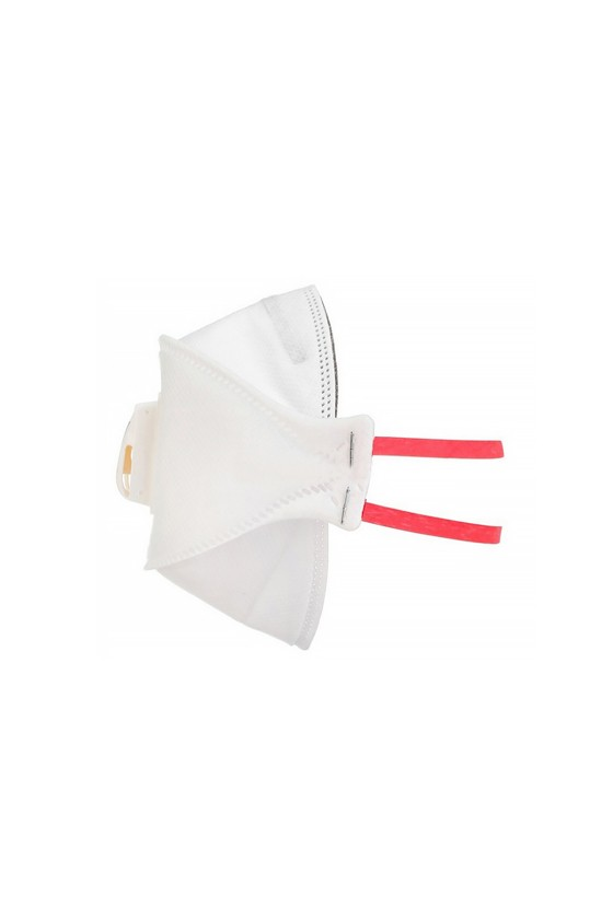 3M Aura 9332+ FFP3 légzésvédő maszk - szelepes - Arcmaszk - 5 db - Fehér