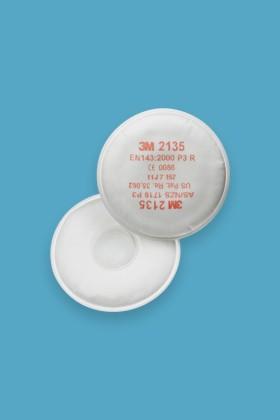 3M 2135 P3 Részecskeszűrő betét - Szűrőbetét - 1 pár