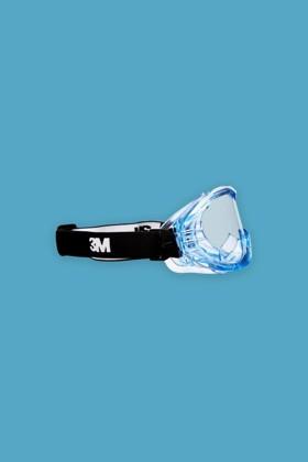 3M 71360-00011M Fahrenheit zárt védőszemüveg - Védőszemüveg - 1 db - Víztiszta