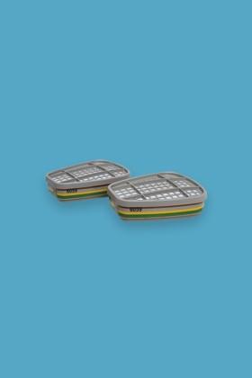 3M 6059 Szűrőbetét - ABEK1 - 1 pár
