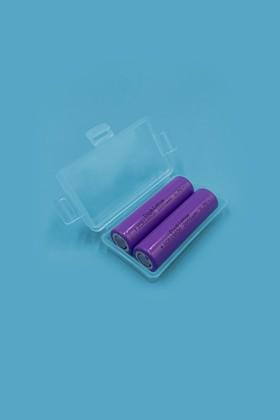 Tölthető Li-ion akkumulátor Elysium fali lázmérőhöz - 2 db