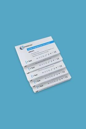 Clungene COVID-19 antitest gyorsteszt - 5 x 1 db tesztkészlet (vérből) - 5 x 1 db