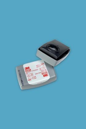 3M 6038 P3 R szűrőbetét - 1 pár