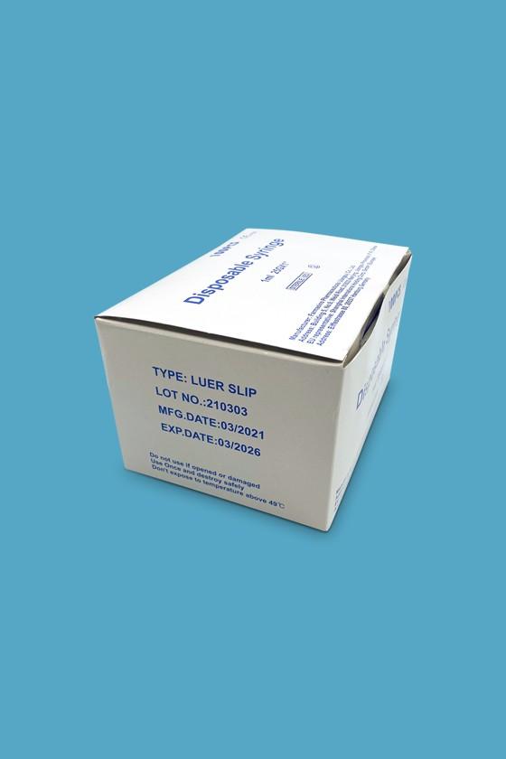 Holttérmentes 1ml-es, fecskendő levehető, 25GX1