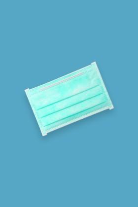 Saniaid EN14683 orvosi arcmaszk - Saniaid maszk - 50 db - 4 rétegű - Gyermek