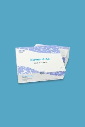 WESAIL COVID-19 antigén gyorsteszt - 20 db tesztkészlet (orrgarat/orrlyuk) - 20 db