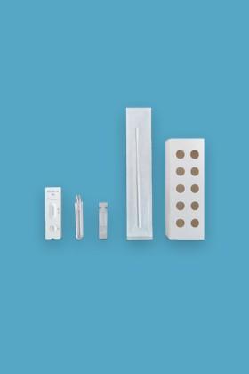 Clungene SARS-CoV-2 készlet - SARS-CoV-2 teszt - 25 db - Antigén (Ag)