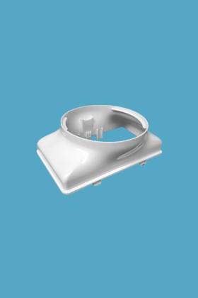 Hideglevegő befúvó adaptor mobil klímához - Mobil klíma kiegészítő - 1 db