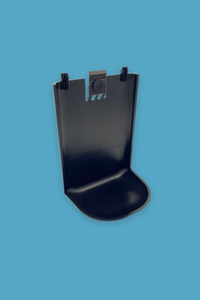 Csepptálca Elysium professzionális, érintésmentes adagolóhoz - Fekete