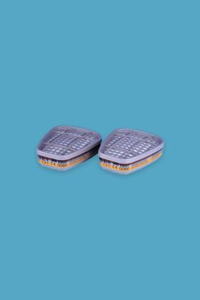 3M 6057 Szűrőbetét - ABE1 - 1 pár