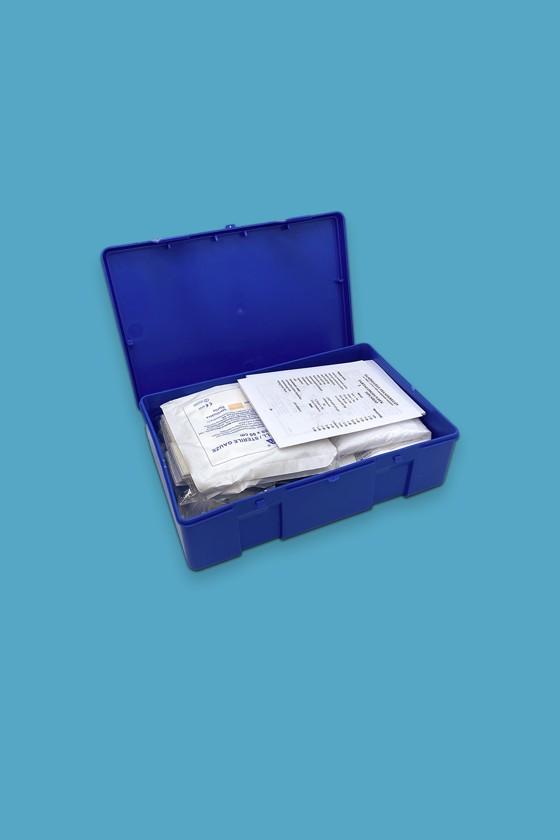 Elsősegély felszerelés üzemek, vállalkozások és cégek számára - Üzemi elsősegély felszerelés - Max. 30 fő
