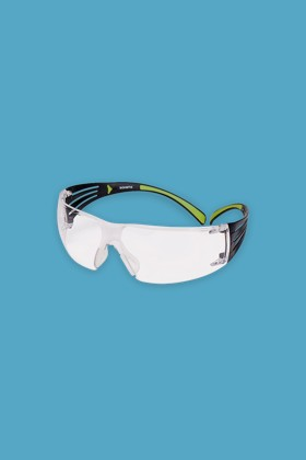 3M SecureFit SF410AS-EU védőszemüveg - 1 db - Foncsorozott