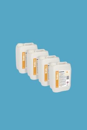 Bradogél alkoholos gél állagú 5 literes kézfertőtlenítőszer kórházi és sebészi felhasználásra - 4x5 L - karton