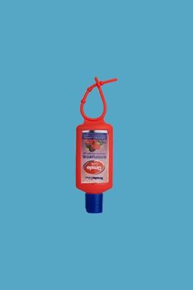 BradoLife Szilikontok - Piros - 1 db