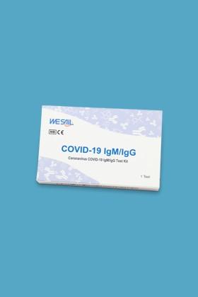 WESAIL COVID-19 antitest gyorsteszt - 1 db tesztkészlet (vérből) - 1 db