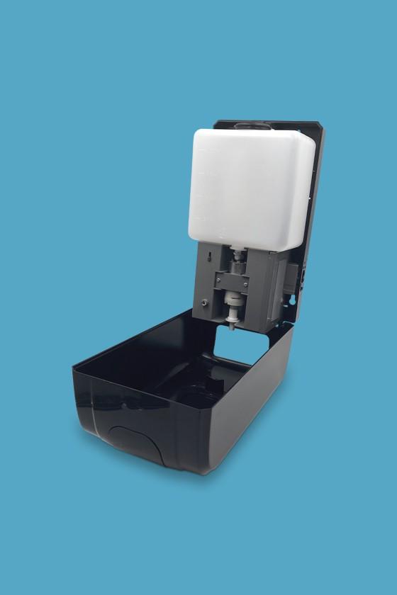 Elysium Pro professzionális, érintésmentes, 1200 ml-es adagoló - Adagoló - Gél - Állvány nélkül - Fekete