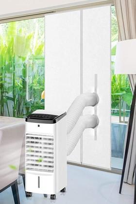 Ladyson ajtószigetelő függöny mobil klímákhoz - Szigetelő függöny - 90 x 210 cm