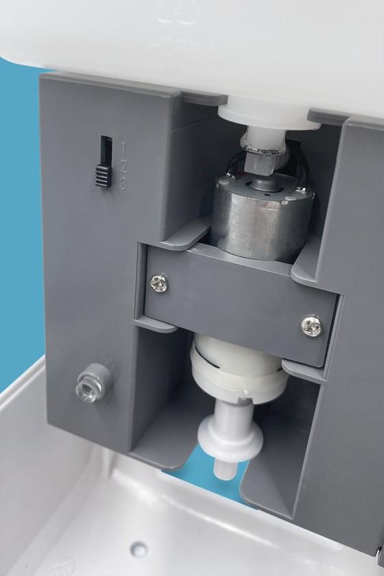 Elysium Pro professzionális, érintésmentes, 1200 ml-es adagoló - Adagoló - Szórófejes - Állvány nélkül - Fehér