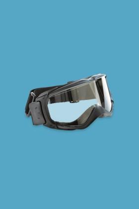 Singer EVAFLEX gumipántos szemvédő - Víztiszta - 1 db