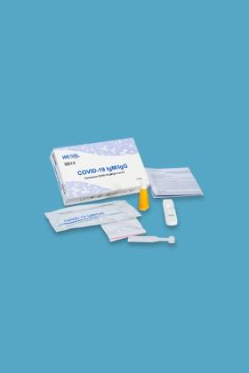 WESAIL SARS-CoV-2 készlet - SARS-CoV-2 teszt - 5 x 1 db - Antitest (lgM/lgG)