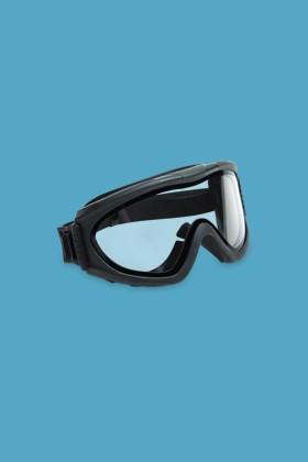 Singer EVASAFE gumipántos szemvédő (gázvédő) - Védőszemüveg - 1 db - Víztiszta
