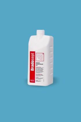 Bradosept alkoholos felületfertőtlenítő szer 1 L - 1000 ML