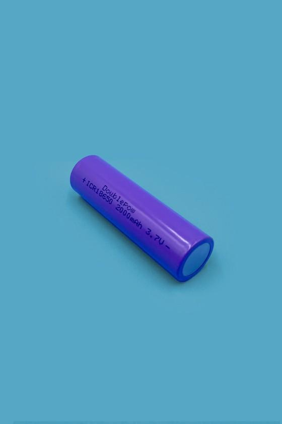 Tölthető Li-ion akkumulátor Elysium fali lázmérőhöz - Akkumulátor - 2 db