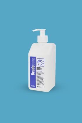 Bradocare kézápoló krém 500 ml pumpás glicerines - 500 ML