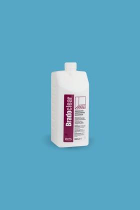 Bradoclear aldehidmentes felületfertőtlenítő koncentrátum 1 L - 1000 ML
