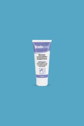 Bradocare kézápoló krém 100 ml munkavédelmi glicerines - 100 ML