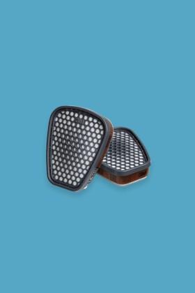 3M 6055 A2 gázszűrő betét - Szűrőbetét - 1 pár
