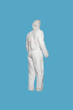 Dupont PROSHIELD®20 SFR overál (PPE cat. 3, 5/6 védelmi szint) - Overál - Fehér - 3XL