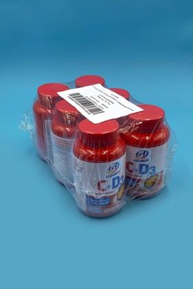 1×1 Vitamin 500 mg C-vitamin + 1000 NE D3 rágótabletta csipkebogyóval - Kapszula - 1 doboz